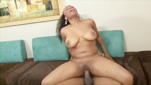 She loves his big black cock deep inside her - Blackout Pictures