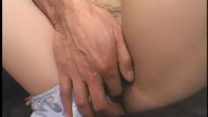 Busty Asian gets fucked in her hairy pussy - Third World Media