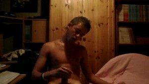 Sexy Webcam Boy Jerking Off