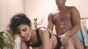Peter North and Leanna Foxxx