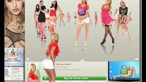 Virtua Girl HD - Strippers On Your Desktop Demo May 2013 - UNRATED