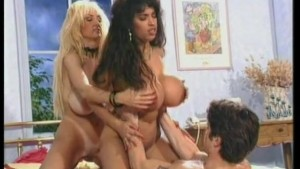 Heavy Tit Threesome - Boss Film