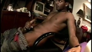 Jerking before hitting the streets - Encore Video