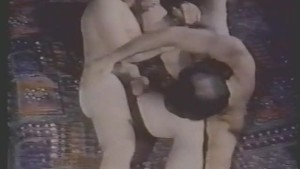 Vintage Bareback Fuck - The French Connection