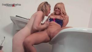 Lesbian teen lovers