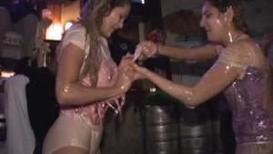 White Trash Bash with Pudding Wrestling Girls