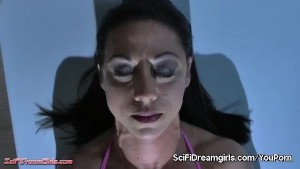 SciFiDreamgirls Fembot Sex With Ashley Fires. Episode #15: Project Titan, the Beginning