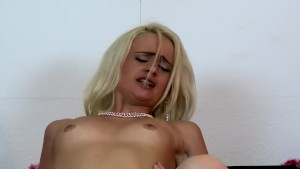 Lucky Stud gets to fuck a Hot Blonde- Kemaco Studio
