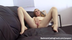 Redhead Footjob Queen Anal and Squirting Casting