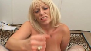 Exotic babe faps him until he can039t keep his load anymore - 2 part 8