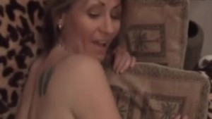 Tattooed MILF gets ass drilling and loves it
