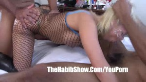 country white girl hollyberry gangbanged by BBC redzilla