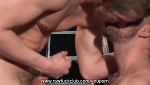Owen and Mason Raw Fuck
