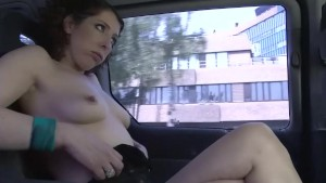 Sexy taxi drive - Telsev