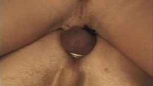 Cell Mates Barebacks And Jizz On Each Other