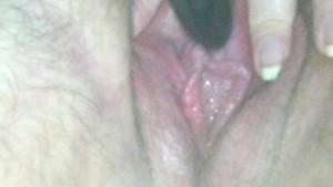 Clit masturbation until orgasm