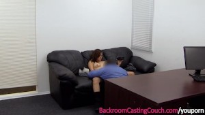 Nubile 18 Teen on Casting Couch