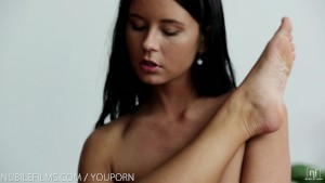 Nubile Films - Three is never a crowd when it comes to pussy