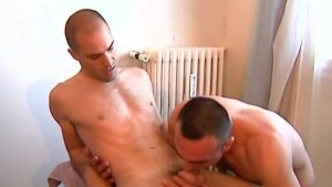 2 handsome hunk get fucked!