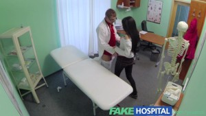 FakeHospital Doctors cock cures loud sexy horny patients ailments