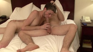 Caught jerking off and his friend joins - Factory Video