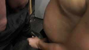 Cuffed and sucked - Factory Video