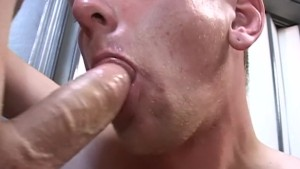 Queer cock sucking party - Factory Video