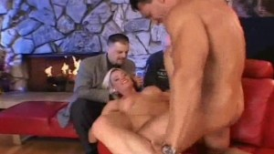 Tall Cool Blonde Swinger MILF