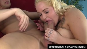 BBW Star Staxx gets her plump body filled with cock