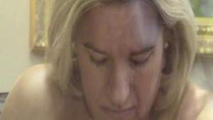 Sexy Suz Masturbating at the Office
