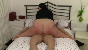 fat extreme flexible contortionist
