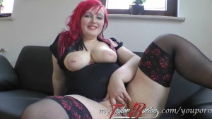 Queen of dirty talk! - BBW