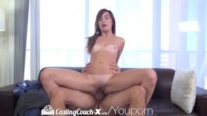 HD - CastingCouch-X petite Kaylee Haze wants to be a pornstar