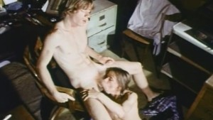Vintage Twink Blowjob - CLICK CLICK (early Toby Ross)