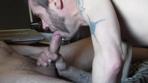 Fill Up Those Holes - Damon Doggs Cum Factory