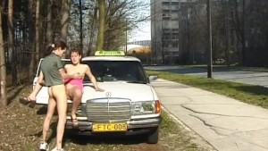 sex with the taxi driver