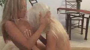 Naughty Busty Lesbians