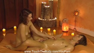 Instructional Lingham Massage Video Ancient India