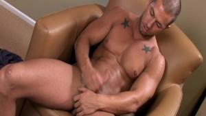 Hot Cruiser Boy Jacks His Nice Hard Dick