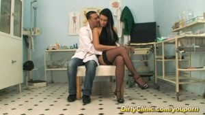 incredible hot clinic sex