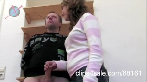 Angry Girl Orgasm Denial Handjob - Produced by Twawer