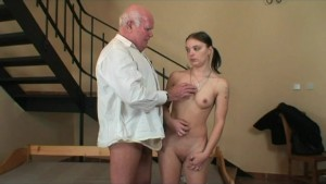 her first sex with a grandpa