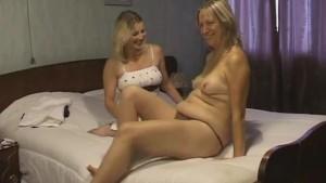 Blonde milf lesbians - Java Productions