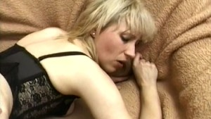 Black Haired Girl Is Fucked In The Ass - Java Productions