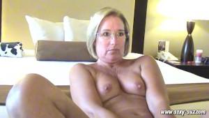 Sexy Suz Masturbating Again