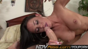 HDVPass Savanah Stern has orgasms drilled right out of her