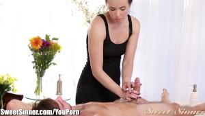 SweetSinner Casey Calvert fucks Hard Massage Client