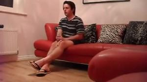 Sneezing Ian's Sneezing and Flip Flops Fetish Video (62)