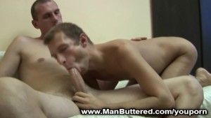 Gay Lover Anal Sex with Blowjob