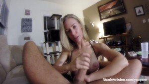 nicole aniston pov hand job